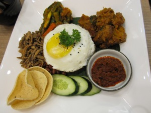 Multi Grain Rice Nasi Lemak (With Organic Coconut Oil)